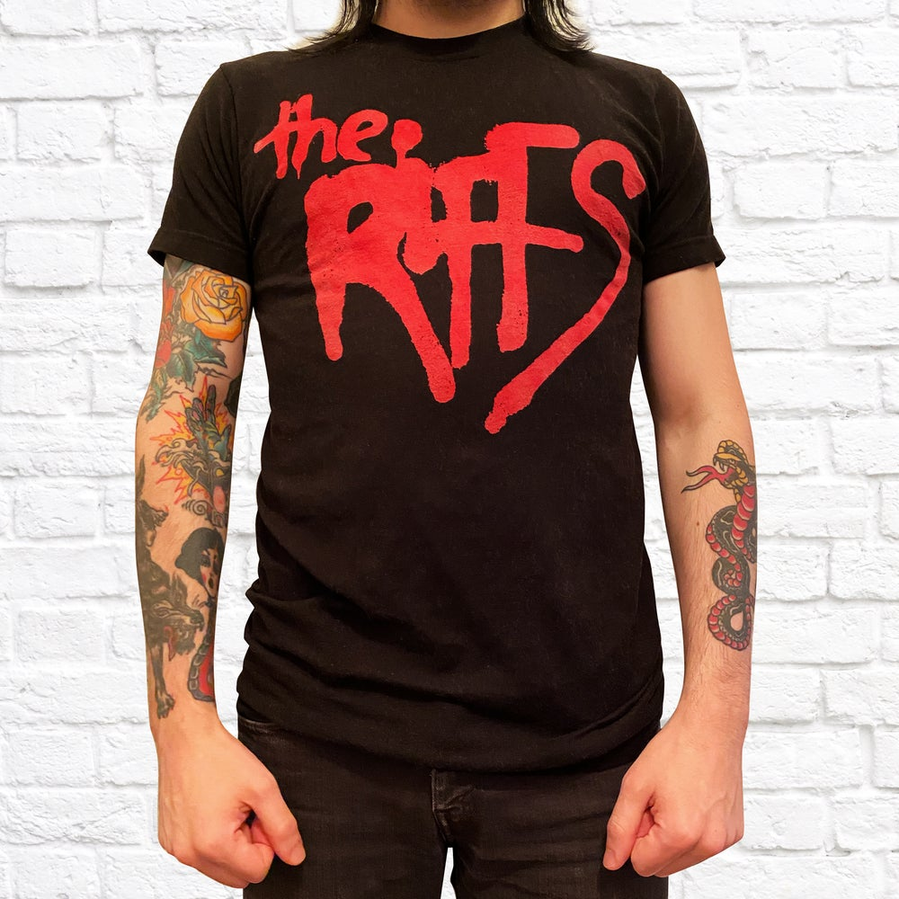 Image of RIFFS TEE (XL ONLY)