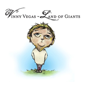 Image of Vinny Vegas - Land of Giants EP