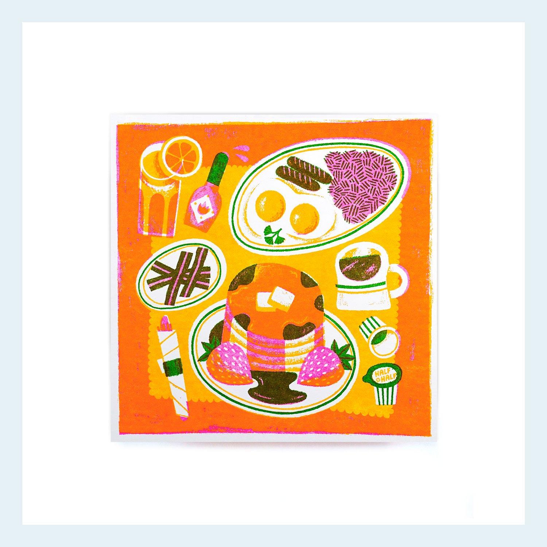 Image of Diner Prints Series