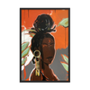 Orange Queen (Framed)