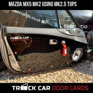 Image of Mazda MX5- MK2 using mk2.5 tops