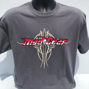 """Image of """"Wicked"""" Charcoal T-Shirt"""