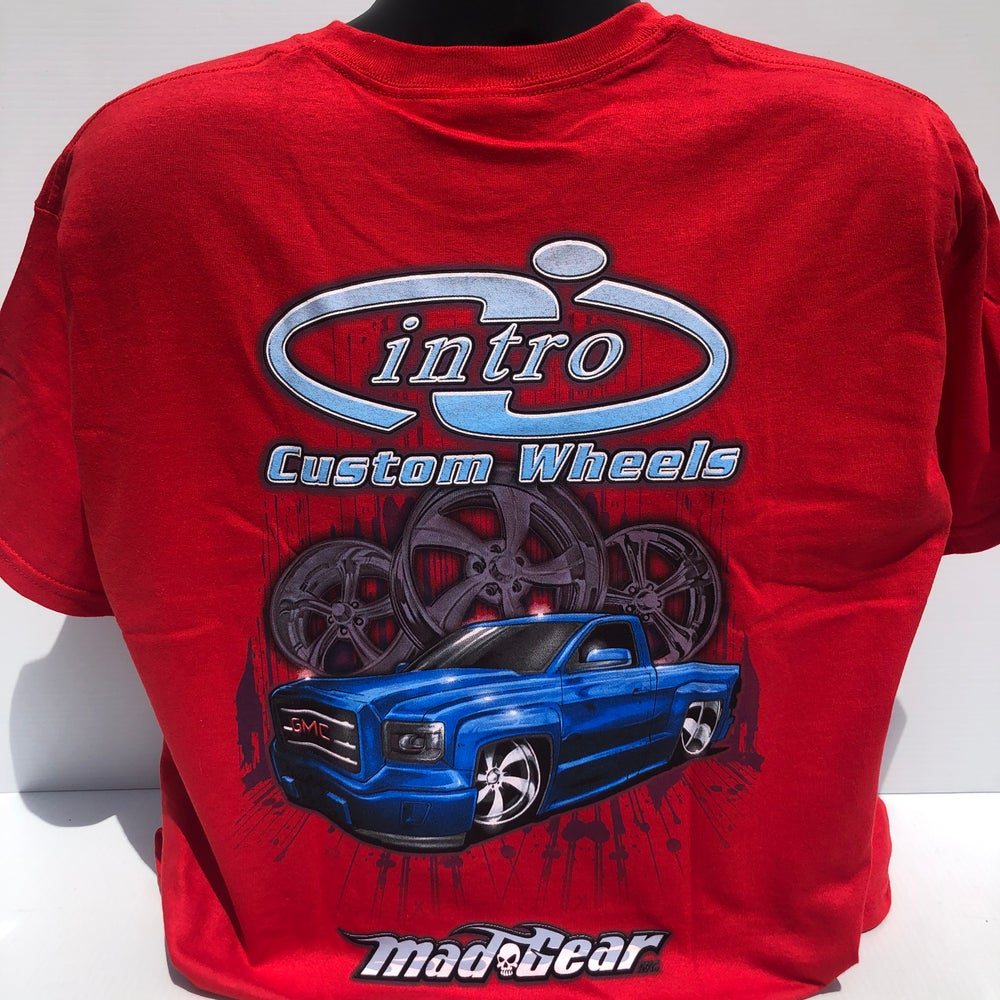 """Image of """"Twin Turbo"""" Red T-Shirt"""