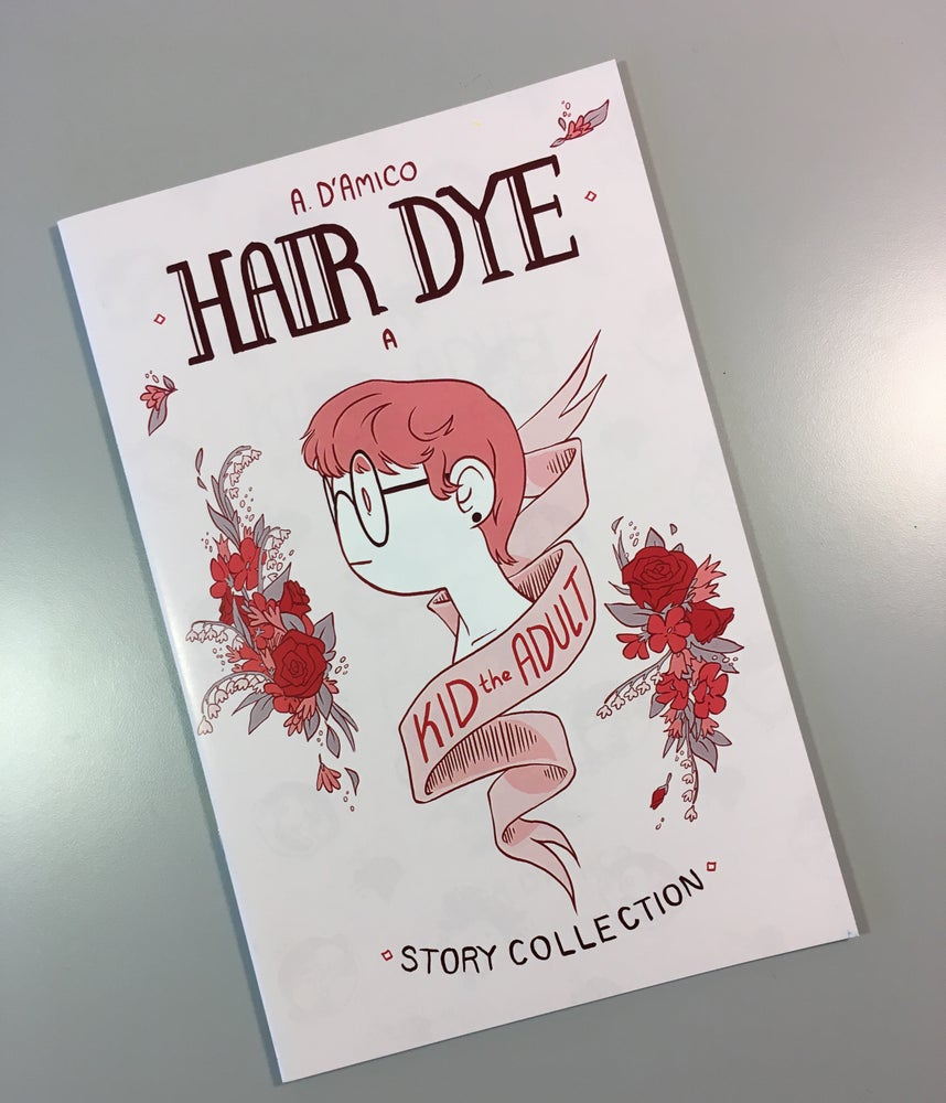 "Image of ""Hair Dye"" a Kid the Adult Story collection"