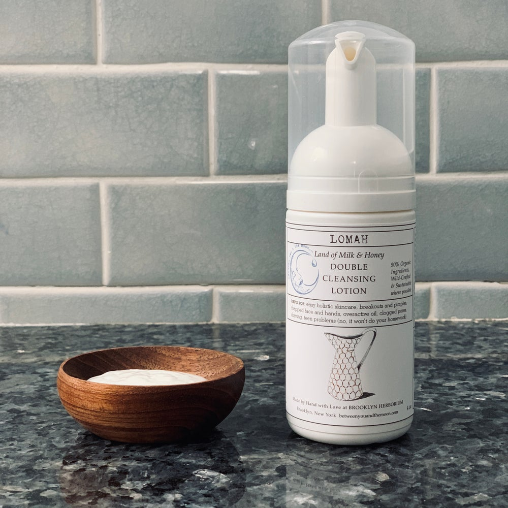 Image of LOMAH<br><i>Cleanser & Lotion</i>