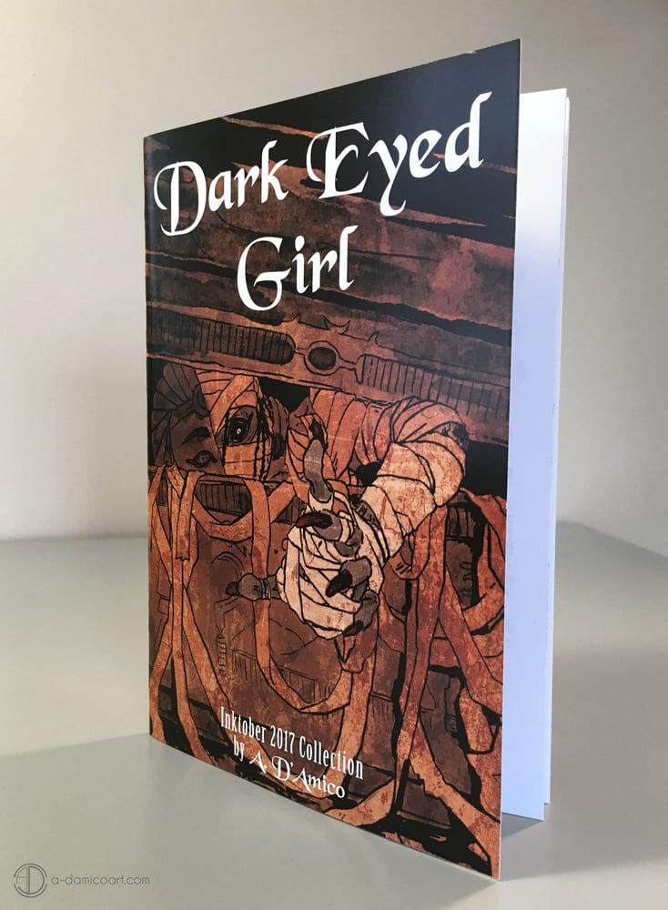 Image of Dark Eyed Girl