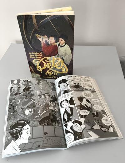 Image of DATES Anthology V.II