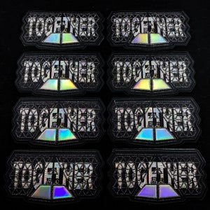 Image of TOGETHER Patch