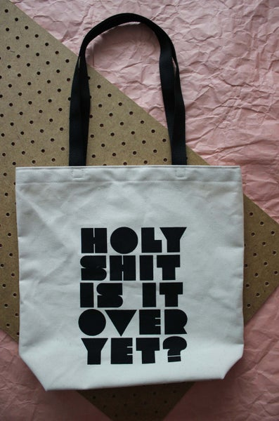 Image of Holy Shit Tote