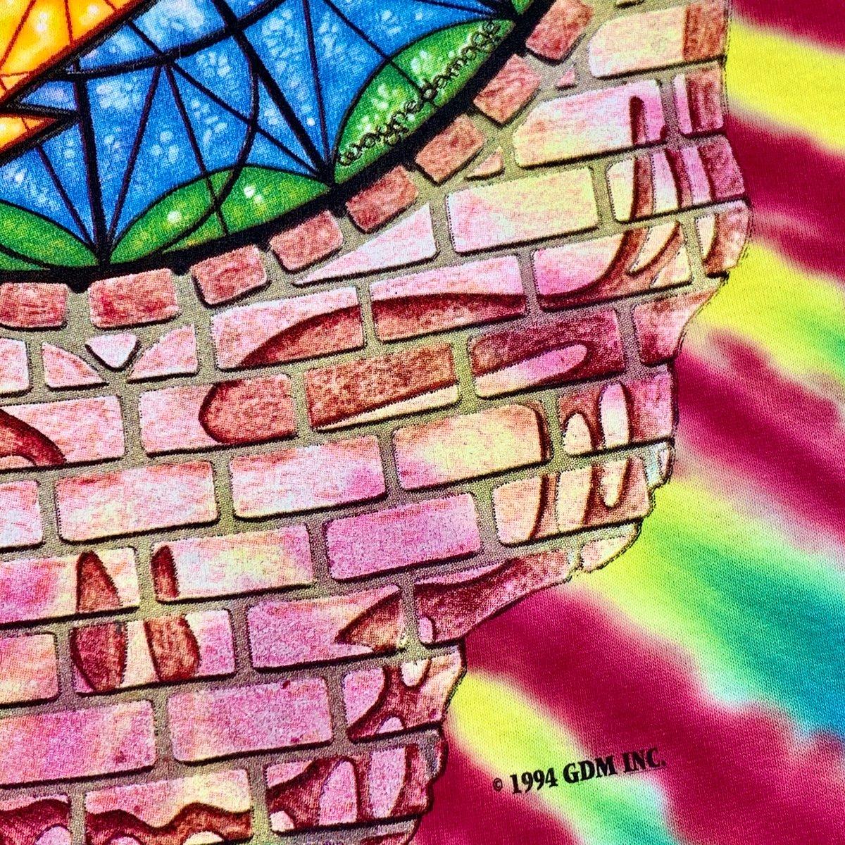 Original Vintage Grateful Dead Summer 1994 Dye!! XXL