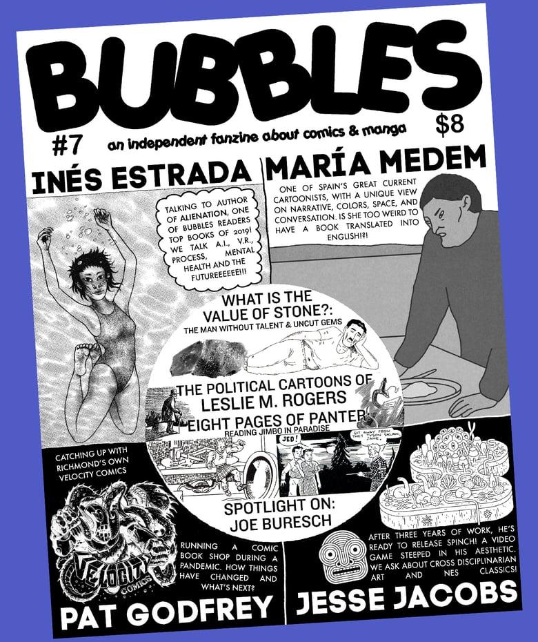 Image of Bubbles #7