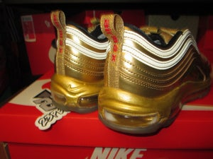 "Image of Air Max 97 QS ""Olympic Pack - Gold Medal"""