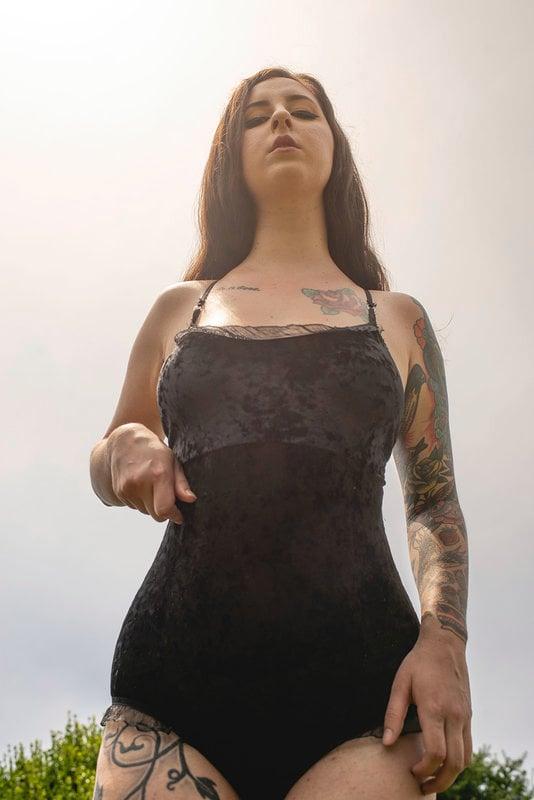 BLACK MAGIC Bodysuit