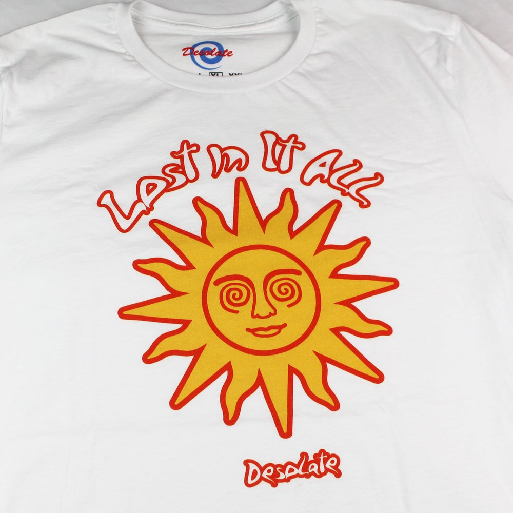 Image of Sun Tee (White)