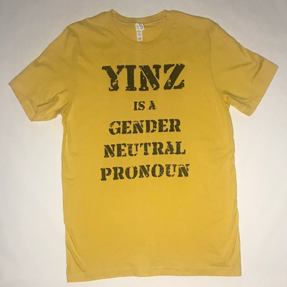Image of Yinz is a Gender Neutral Pronoun
