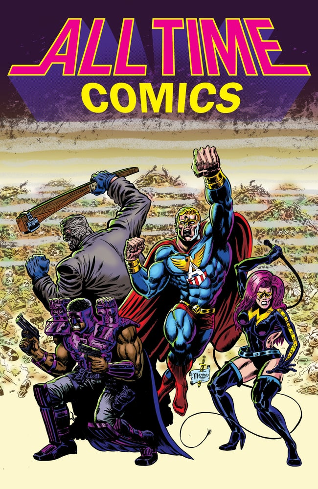 Image of All Time Comics Season 1 TPB
