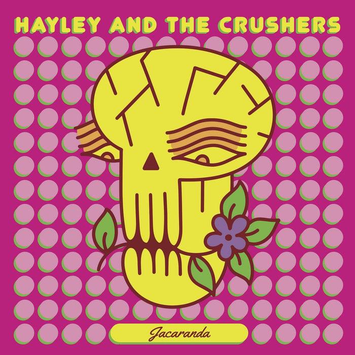 """Image of Hayley and the Crushers - Jacaranda 7"""" ep"""