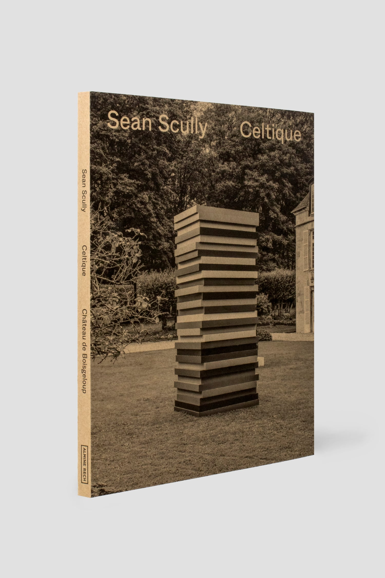 Image of Sean Scully - Celtique