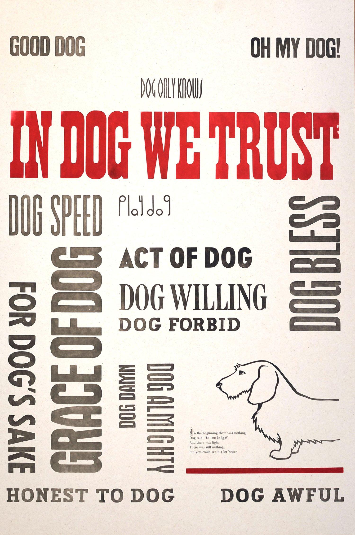 Image of In Dog We Trust