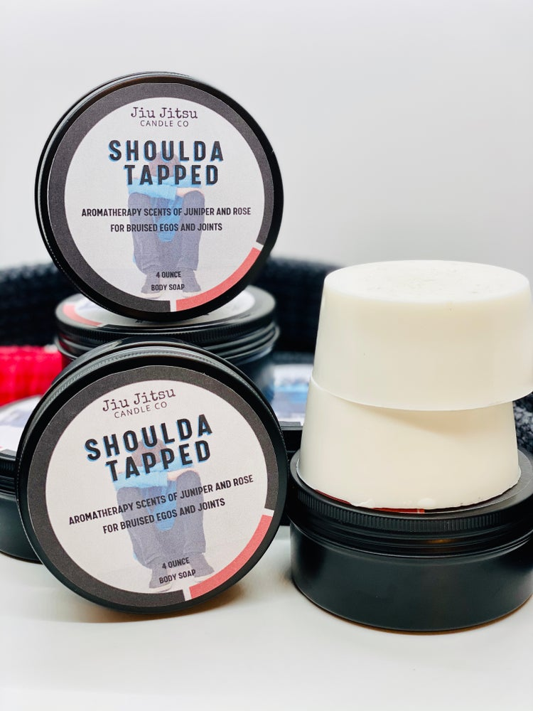 Image of Shoulda Tapped Soap Tin
