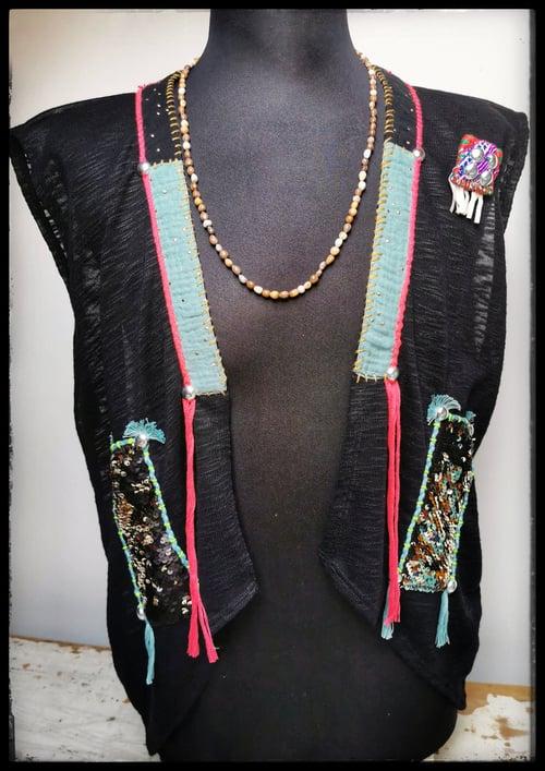 Image of Native Shamanic Vest