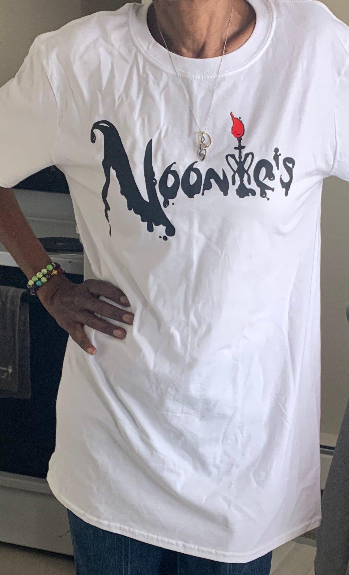 Image of Noonies White Tshirt