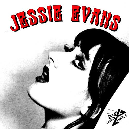 "Image of BIGLOVE005 JESSIE EVANS ""IS IT FIRE?"" 7"""