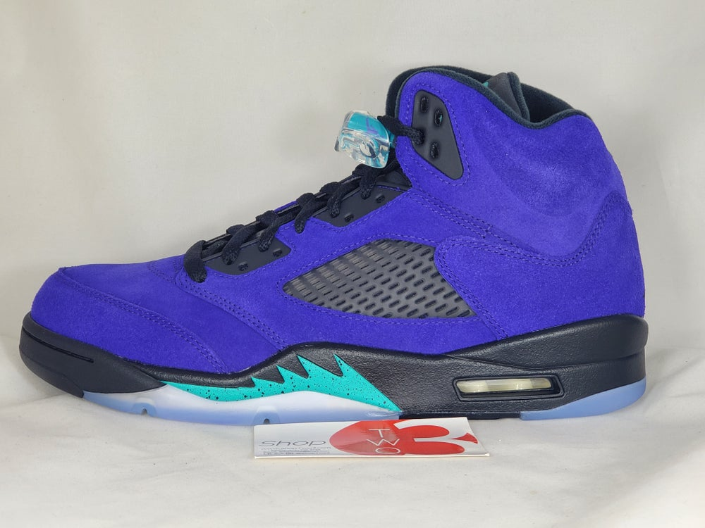 Image of Air Jordan 5 Retro Alternate Grapes