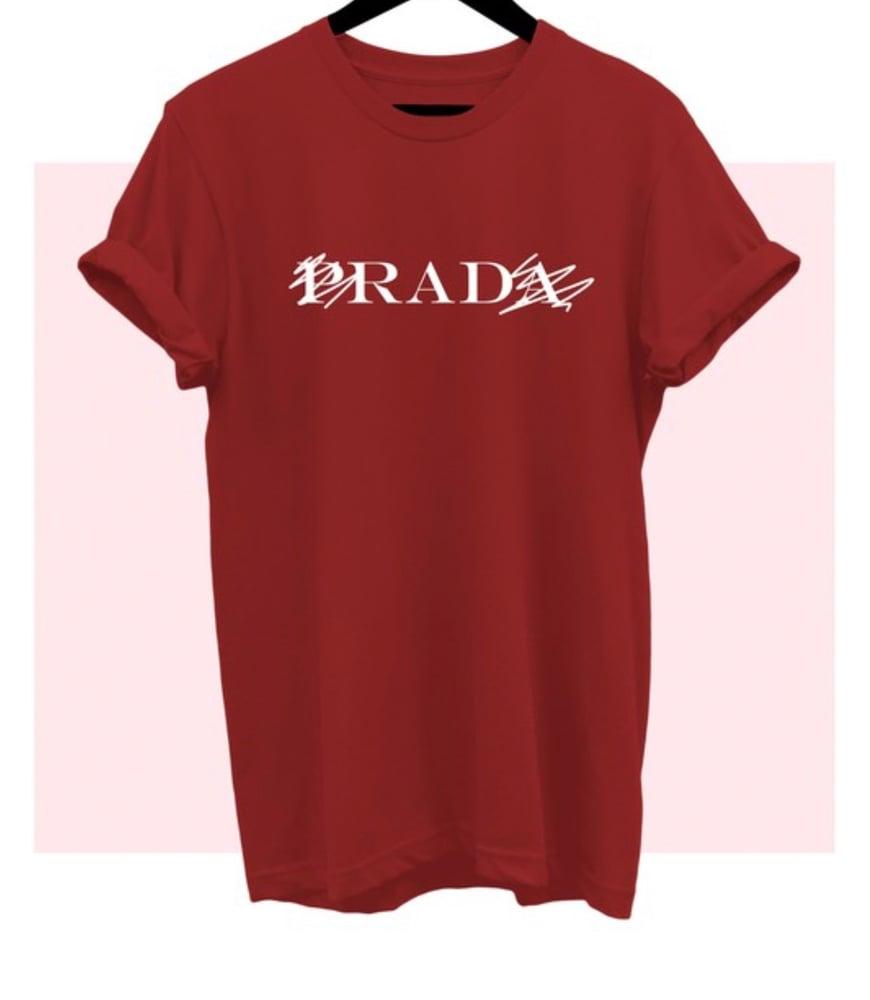 Image of Prada Babe (red)