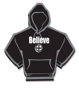 Image of Believe Hoodie
