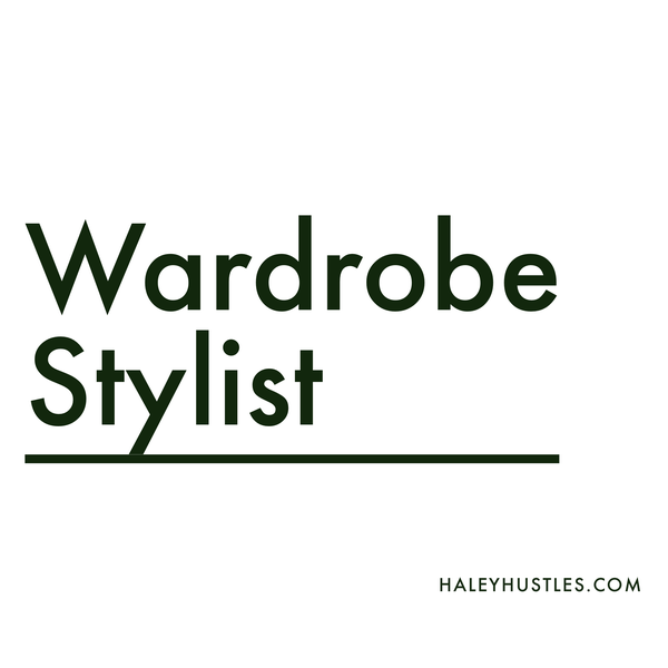Image of Wardrobe Stylist + Personal Shopper