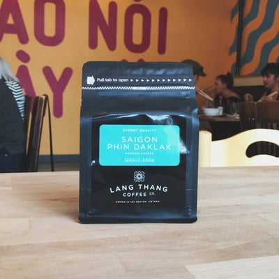 Image of Lang Thang Coffee Co. Saigon Phin Daklak (4 Pack)
