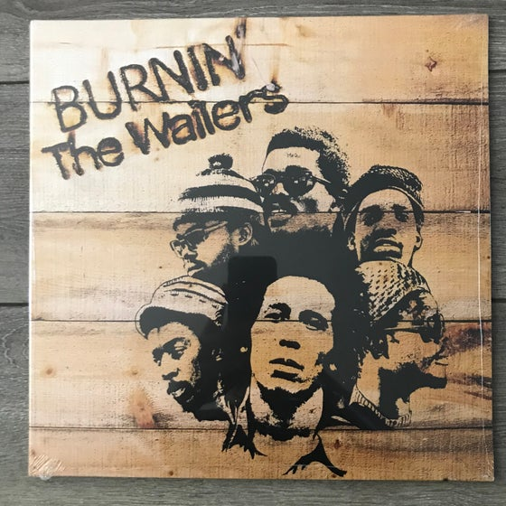 Image of Bob Marley And The Wailers - Burnin' Vinyl LP