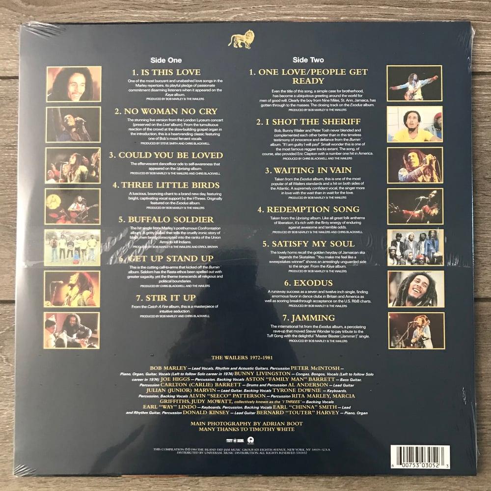 Image of Bob Marley - Legend Best Of Bob Marley & The Wailers Vinyl LP