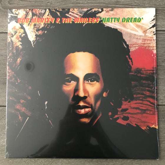 Image of Bob Marley And The Wailers - Natty Dread