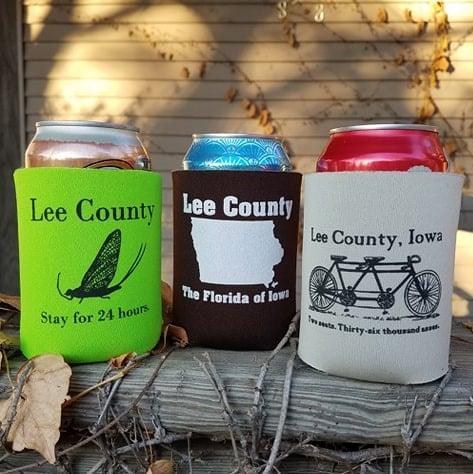 Image of Lee County Koozie 3-Pack