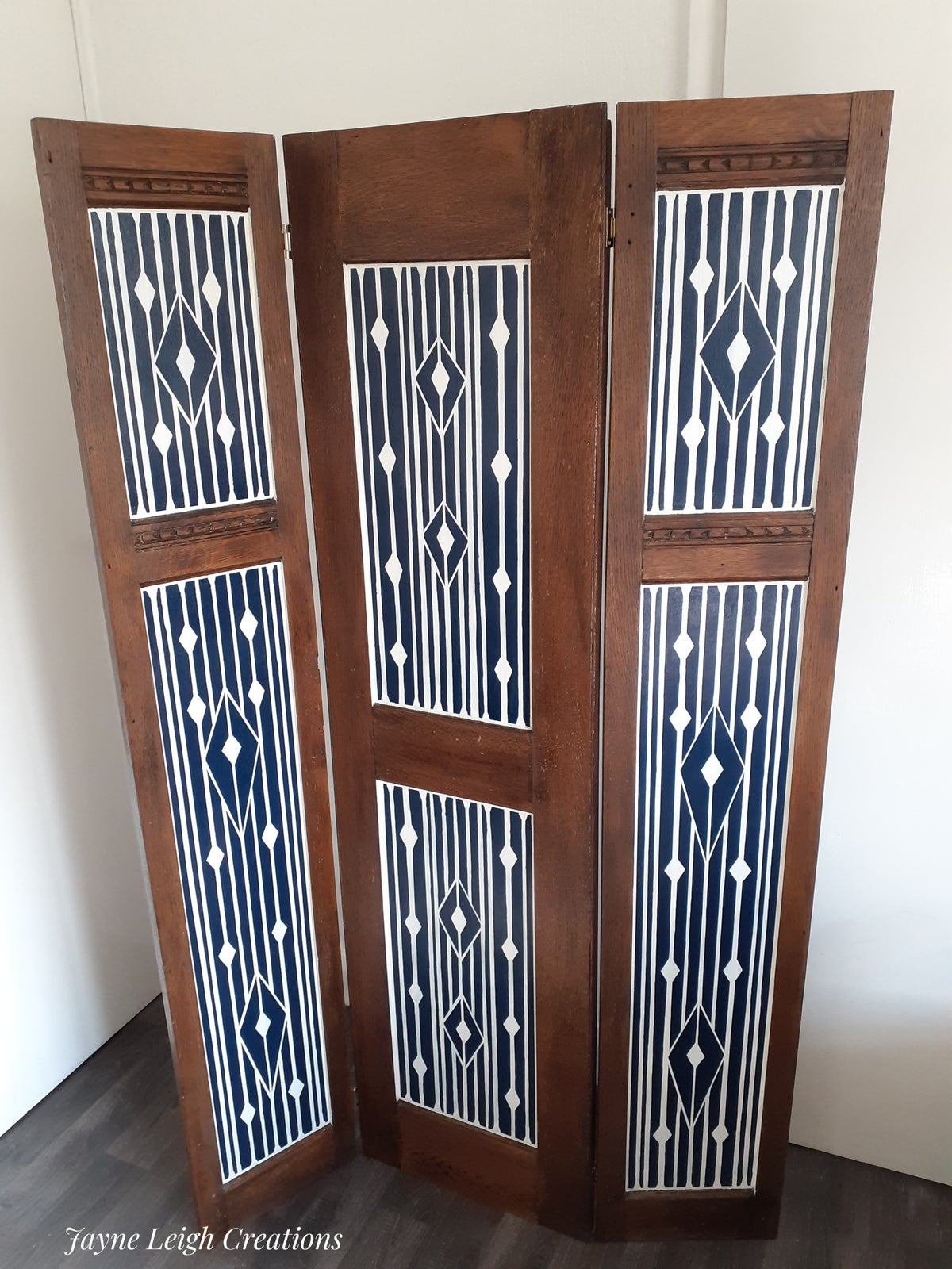 Image of Hand Made Dressing Screen