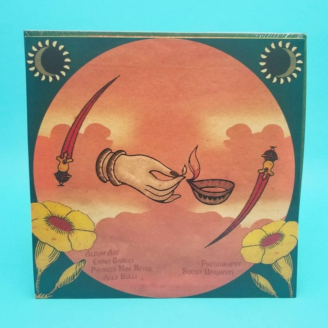 Image of Fiesta Pack LP - Mango 1st press
