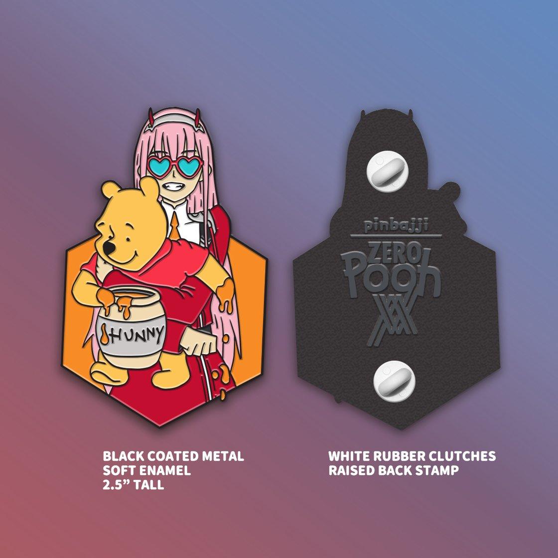 Image of Zero Pooh Pin