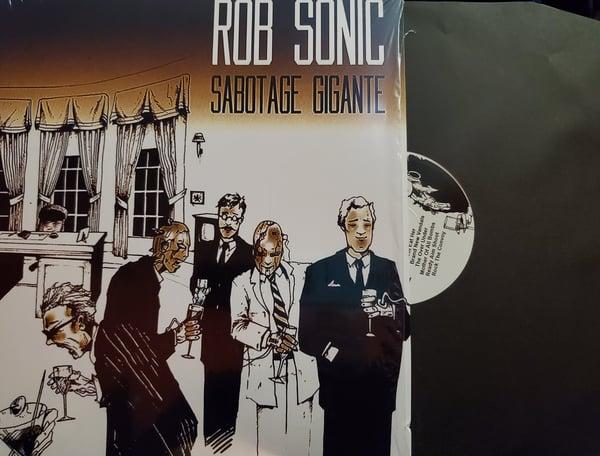 Image of Sabotage Gigante Vinyl