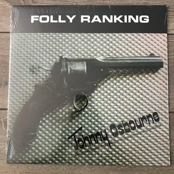 Image of Johnny Osbourne - Folly Ranking Vinyl LP