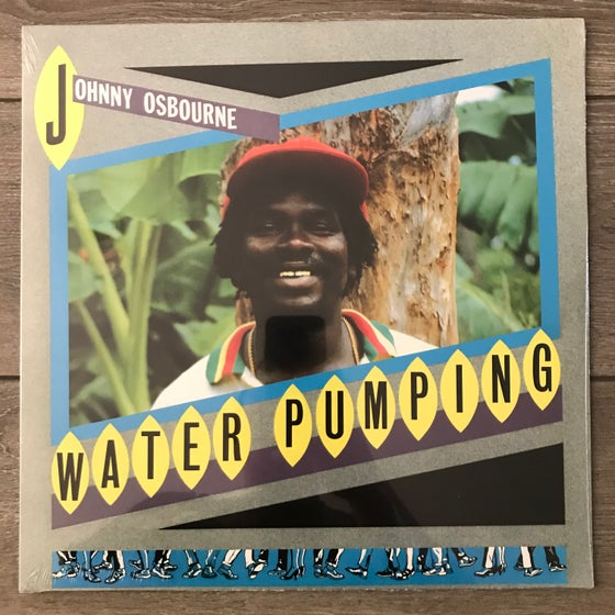 Image of Johnny Osbourne - Water Pumping Vinyl LP