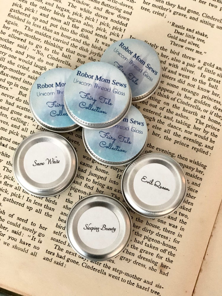 Image of Fairy Tale Collection - Itty Bitty Thread Gloss