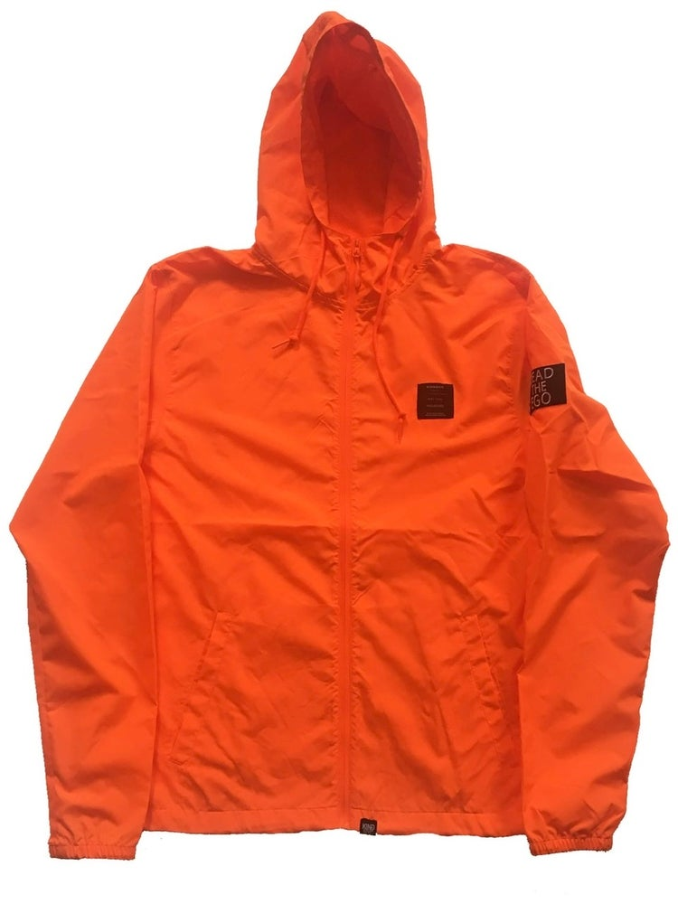 Image of KingNYC Divine Light Sun Windbreaker