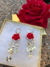 Red/Rositas Earrings