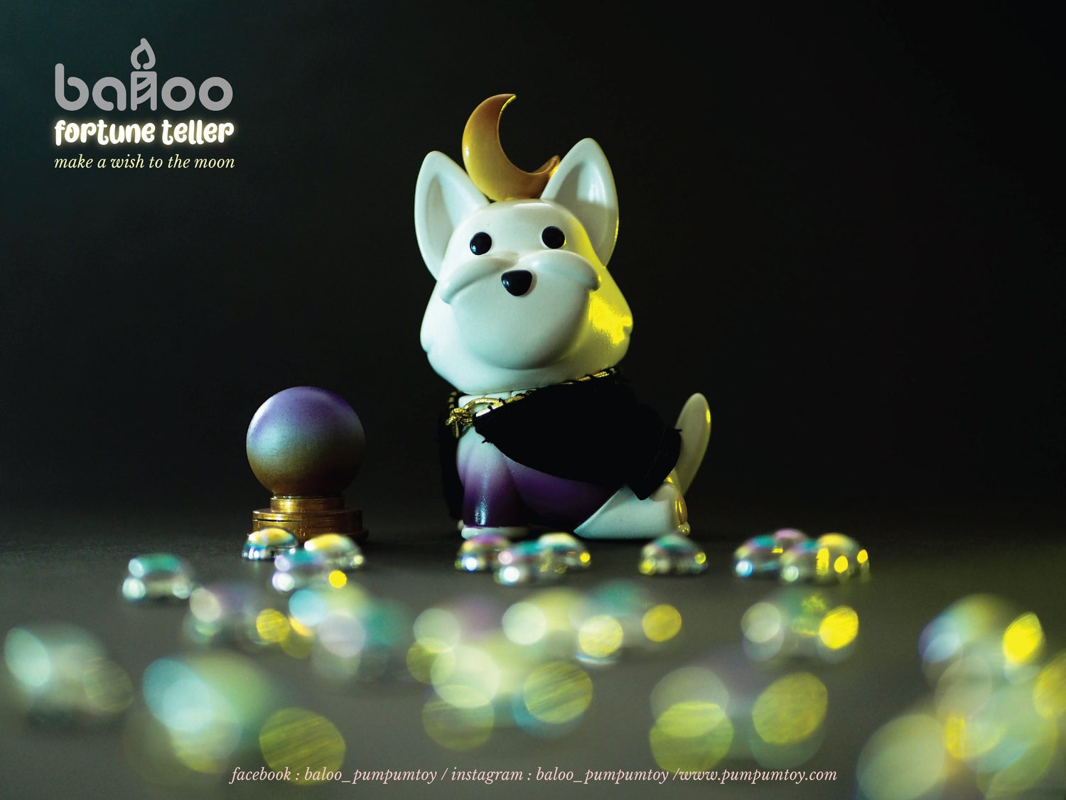 Image of Baloo【 Fortune Teller Version 】
