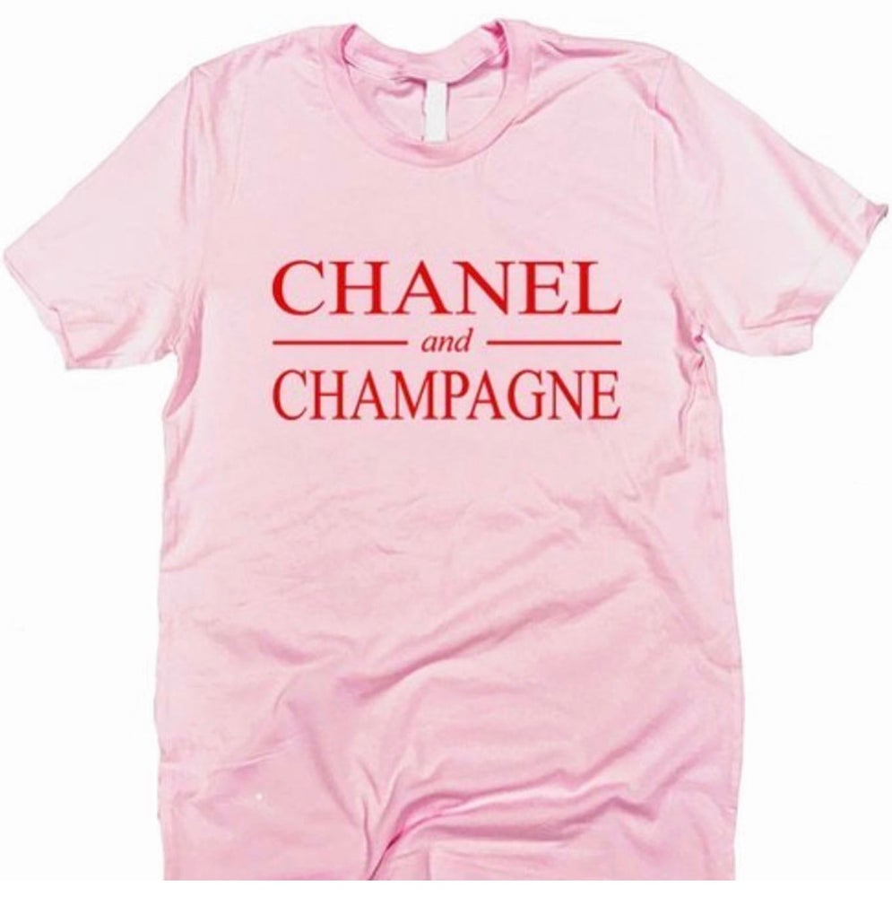 Image of Champagne (pink)