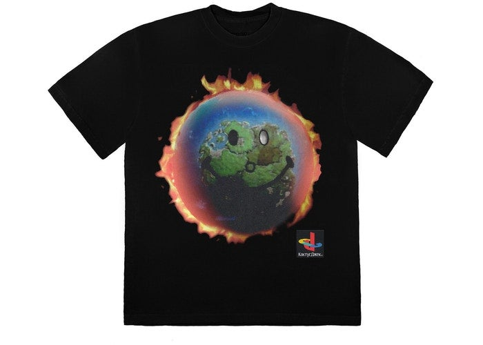 Image of Travis Scott The Scotts World T-Shirt Sz XL