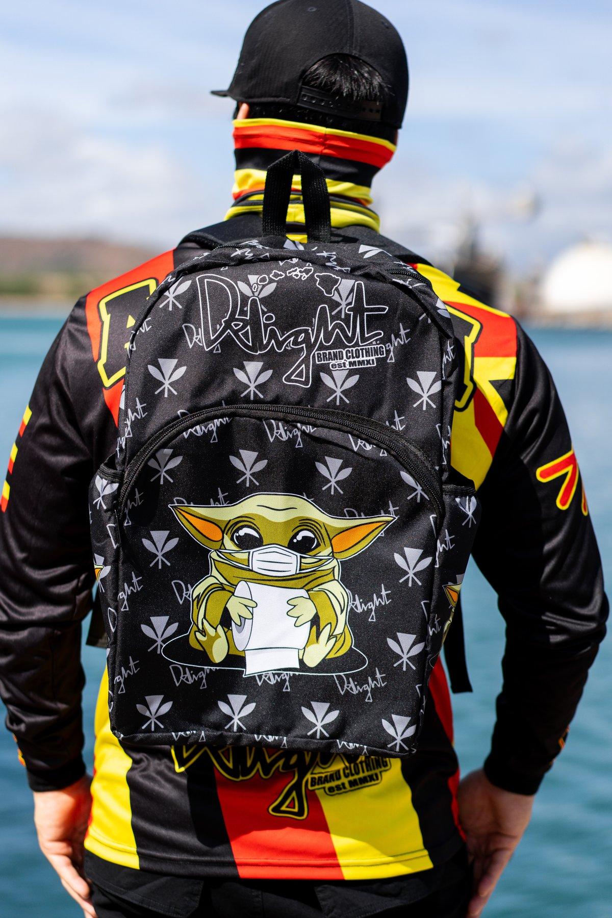 Delight Baby Yoda Backpack