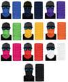 Multi color Neck Gaiter Bandana Face Mask Wholesale Neck Gaiters